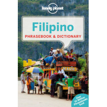 Lonely Planet Filipino (Tagalog) Phrasebook & Dictionary by Lonely Planet, 9781743211946