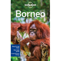 Lonely Planet Borneo by Lonely Planet, 9781743213940