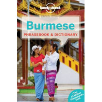 Lonely Planet Burmese Phrasebook & Dictionary by Lonely Planet, 9781743214336