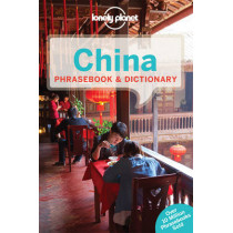 Lonely Planet China Phrasebook & Dictionary by Lonely Planet, 9781743214343