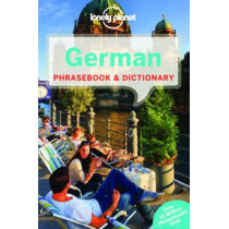 Lonely Planet German Phrasebook & Dictionary by Lonely Planet, 9781743214435