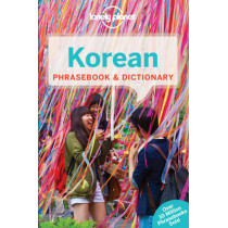 Lonely Planet Korean Phrasebook & Dictionary by Lonely Planet, 9781743214466