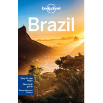 Lonely Planet Brazil by Lonely Planet, 9781743217702