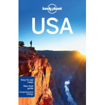 Lonely Planet USA by Lonely Planet, 9781743218617
