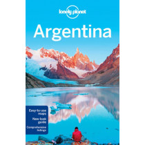 Lonely Planet Argentina by Lonely Planet, 9781743601181