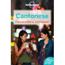 Lonely Planet Cantonese Phrasebook & Dictionary by Lonely Planet, 9781743603765