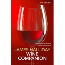 Halliday Wine Companion 2016 by James Halliday, 9781743790045