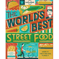World's Best Street Food mini by Lonely Planet, 9781760340650