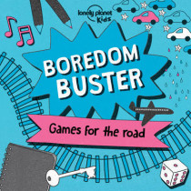 Boredom Buster by Lonely Planet Kids, 9781760341053