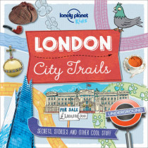 City Trails - London by Lonely Planet Kids, 9781760342272