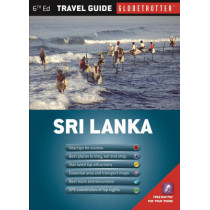 Sri Lanka Travel Pack by Robin Gauldie, 9781770266841