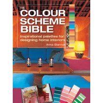 The Colour Scheme Bible: Inspirational Palettes for Designing Home Interiors by Anna Starmer, 9781770850934