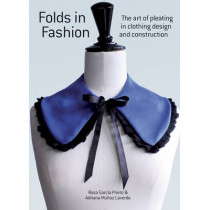 Folds in Fashion by Rosa Garcia Prieto, 9781770854444