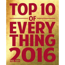 Top 10 of Everything by Paul Terry, 9781770856172