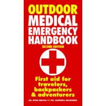 Outdoor Medical Emergency Handbook by Spike Briggs, 9781770857049