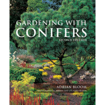 Gardening with Conifers by Adrian Bloom, 9781770859081
