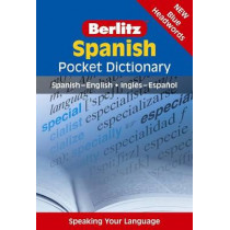 Berlitz Language: Spanish Pocket Dictionary, 9781780043753