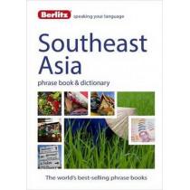 Berlitz Phrase Book & Dictionary Southeast Asia: Burmese, Thai, Vietnamese, Khmer & Lao by Berlitz, 9781780044507