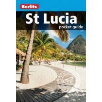 Berlitz Pocket Guide St Lucia by Berlitz, 9781780048307