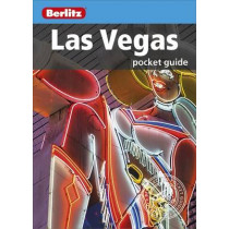 Berlitz Pocket Guide Las Vegas (Travel Guide) by APA Publications Limited, 9781780048710