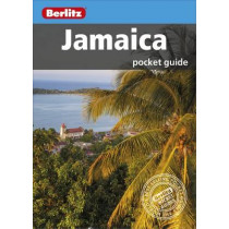 Berlitz Pocket Guide Jamaica (Travel Guide) by APA Publications Limited, 9781780048864