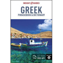 Insight Guides Phrasebook Greek by Insight Guides, 9781780058917