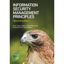 Information Security Management Principles by David Alexander, 9781780171753