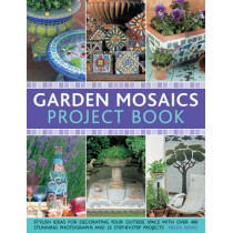 Garden Mosaics Project Book by Celia Gregory, 9781780191669