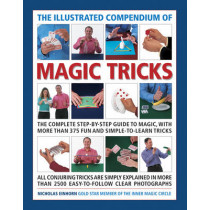 Illustrated Compendium of Magic Tricks by Nicholas Einhorn, 9781780194349