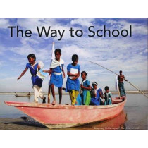 The Way to School by Rosemary McCarney, 9781780263434