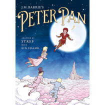 J.M. Barrie's Peter Pan: The Graphic Novel by Stephen White, 9781780272900