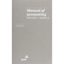 Manual of Accounting, IFRS 2013, 9781780431079