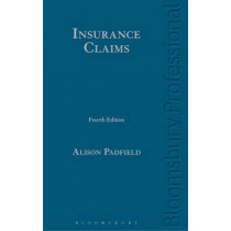 Insurance Claims by Alison Padfield, 9781780438962