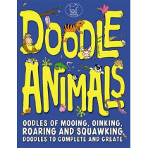 Doodle Animals by Emma Parrish, 9781780550169