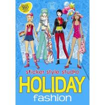 Holiday Fashion: Sticker Style Studio by Nellie Ryan, 9781780550244