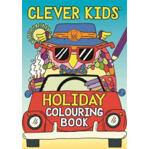 Clever Kids' Holiday Colouring Book by Chris Dickason, 9781780553207