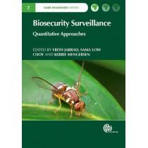 Biosecurity Surveillance: Quantitative Approaches by Frith Jarrad, 9781780643595