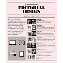 Editorial Design: Digital and Print by Cath Caldwell, 9781780671642
