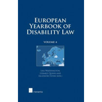 European Yearbook of Disability Law: Volume 4 by Lisa Waddington, 9781780681696