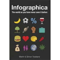 Infographica: The World as You Have Never Seen it Before by Martin Toseland, 9781780877570