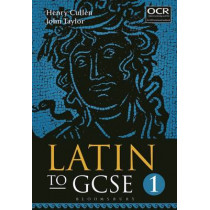 Latin to GCSE Part 1 by Henry Cullen, 9781780934402