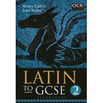 Latin to GCSE Part 2 by Henry Cullen, 9781780934419