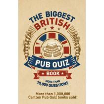 The Biggest British Pub Quiz Book: Over 10,000 questions by Roy Preston, 9781780978833