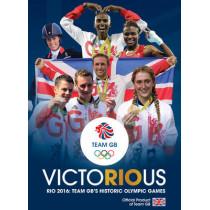 Team GB Victorious: Rio 2016 - Team GB's Greatest Olympics by Press Association Sport, 9781780979465