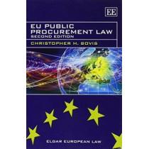 EU Public Procurement Law: Second Edition by Christopher H. Bovis, 9781781008935