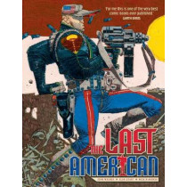 The Last American by John Wagner, 9781781085448