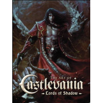 The Art of Castlevania - Lords of Shadow by Martin Robinson, 9781781168950