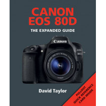 Canon EOS 80D by David Taylor, 9781781452813