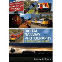 Digital Railway Photography by Jeremy de Souza, 9781781554265