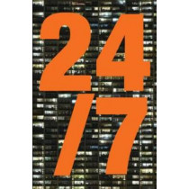 24/7: Late Capitalism and the Ends of Sleep by Jonathan Crary, 9781781683101